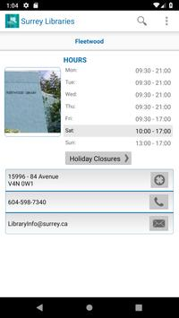 Surrey Libraries screenshot 3