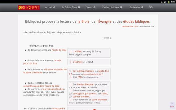 Bibliquest تصوير الشاشة 11