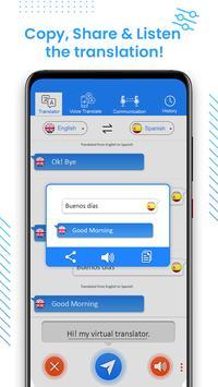 Bahasa Penterjemah - OCR & Bahasa Pembelajaran syot layar 11