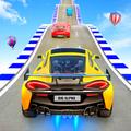 Mega Ramps Car Stunts Racing 3D- Free Car Games