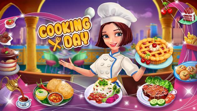 Cooking Day - Restaurant Craze, Best Cooking Game screenshot 14