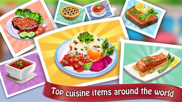 Cooking Day - Restaurant Craze, Best Cooking Game screenshot 1