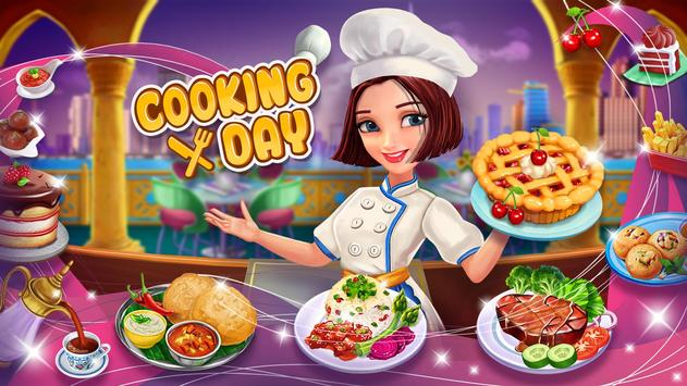 Cooking Day - Restaurant Craze, Best Cooking Game screenshot 8