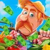 Idle Clicker Business Farming Game أيقونة