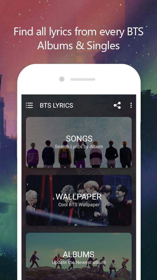 Download 500+ Wallpaper Bts Lyrics  Paling Baru