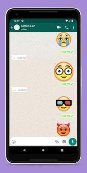 Stickers For WhatsApp - WaStickers App😜 poster
