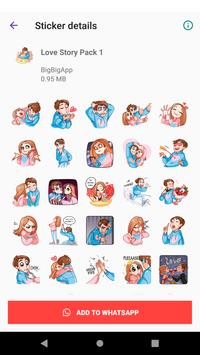 Stickers For WhatsApp - WaStickers App😜 screenshot 1