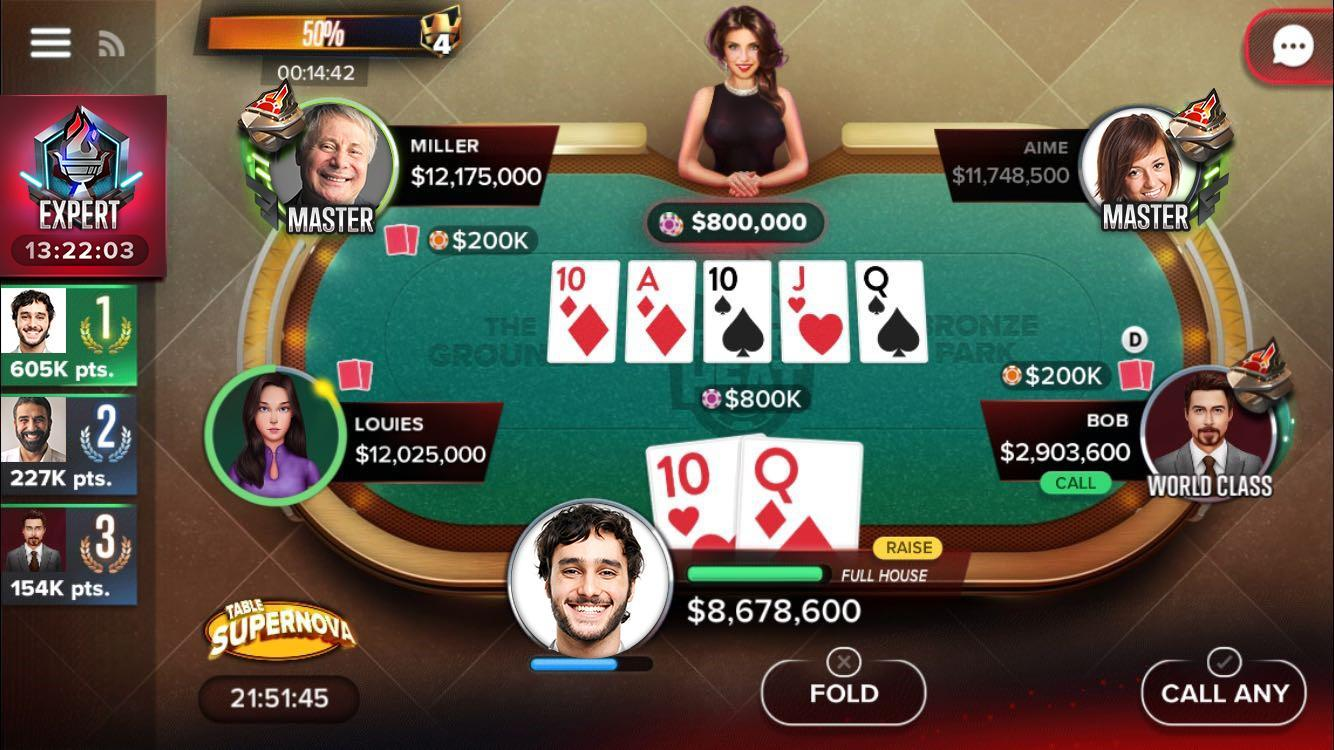 free texas holdem poker games download