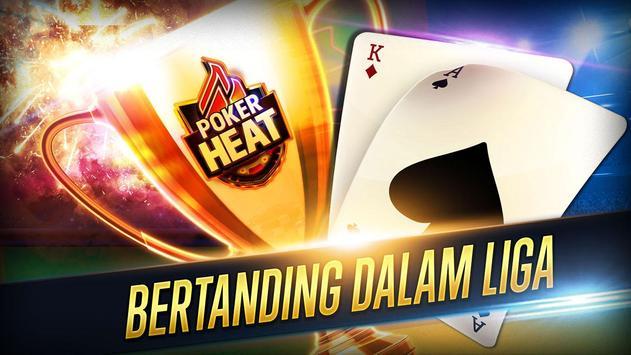 Poker Heat™: Permainan Texas Holdem Poker Percuma syot layar 8