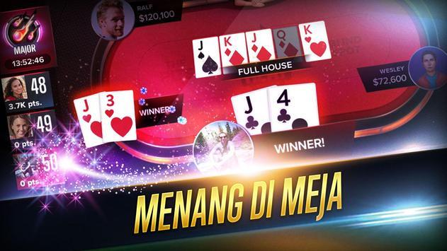 Poker Heat™: Permainan Texas Holdem Poker Percuma syot layar 12