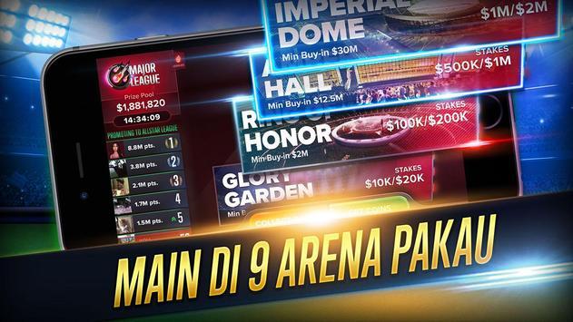Poker Heat™: Permainan Texas Holdem Poker Percuma syot layar 3