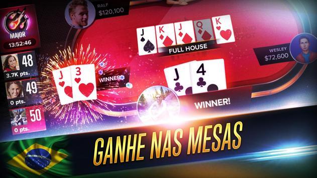 Poker Heat™ - Jogos de Texas Holdem Poker Gratis