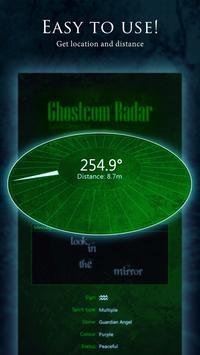 Ghostcom™ Radar - Spirit Detector Simulator screenshot 1