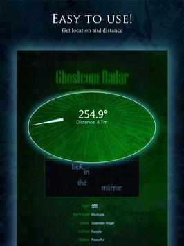 Ghostcom™ Radar - Spirit Detector Simulator screenshot 5