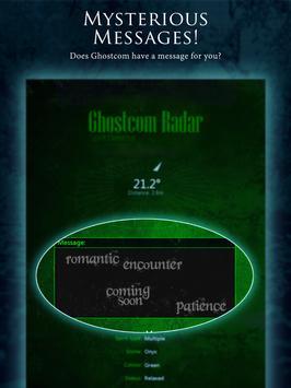 Ghostcom™ Radar - Spirit Detector Simulator screenshot 6