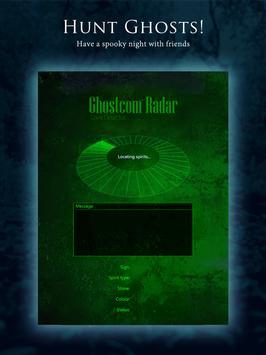 Ghostcom™ Radar - Spirit Detector Simulator screenshot 8