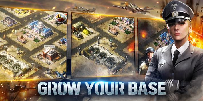 World of War Machines - WW2 Strategy Game screenshot 9