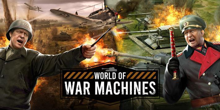 World of War Machines - WW2 Strategy Game screenshot 10