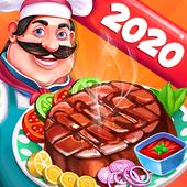 Cooking Star - Crazy Kitchen Restaurant Game icon
