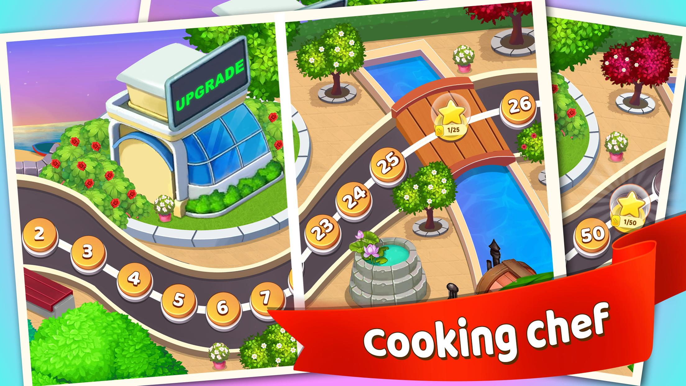 Cooking Star Crazy Kitchen Restaurant Game For Android