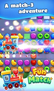 Fun Match™ - match 3 games screenshot 2