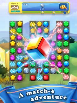 Jewel Blast™ - Match 3 games screenshot 9