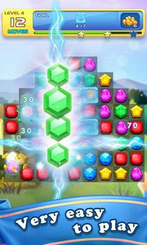 Jewel Blast™ - Match 3 games poster