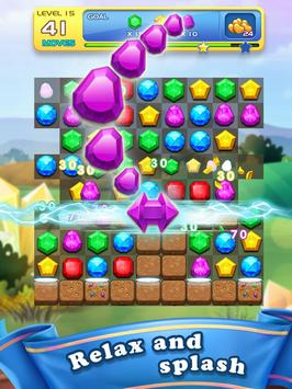 Jewel Blast™ - Match 3 games screenshot 10