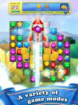 Jewel Blast™ - Match 3 games screenshot 11