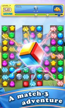 Jewel Blast™ - Match 3 games screenshot 1