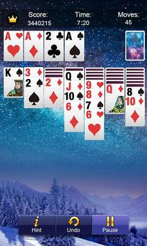 Solitaire Daily screenshot 1