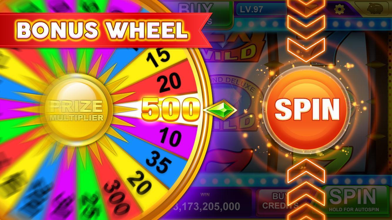 Lucky Slots 777- Bonus Jackpot Casino Slot Machine for Android - APK  Download