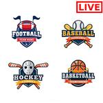 Live Stream Sports: NFL NCAAF NBA MLB NHL and more APK