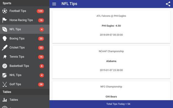 Star Sports Tips screenshot 6