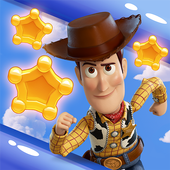 Toy Story Drop! – You've got a friend in match-3!-icoon