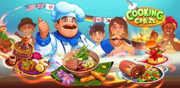 Coole Kochspiele