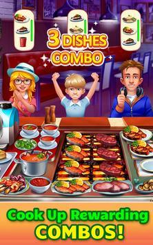 Cooking Craze स्क्रीनशॉट 1