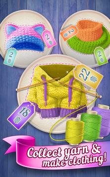Knittens: Sweet Match 3 Puzzles & Adorable Kittens (Unreleased) screenshot 7