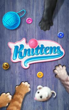 Knittens: Sweet Match 3 Puzzles & Adorable Kittens (Unreleased) screenshot 4