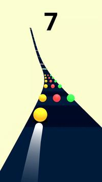 Color Road poster