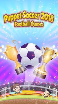 Puppet Soccer 2018 스크린샷 3