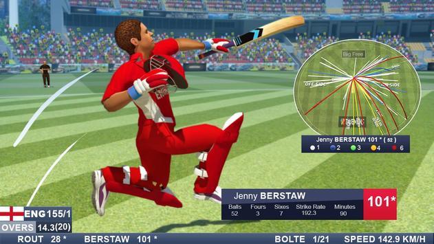 Real World Cricket - T20 Cricket screenshot 13