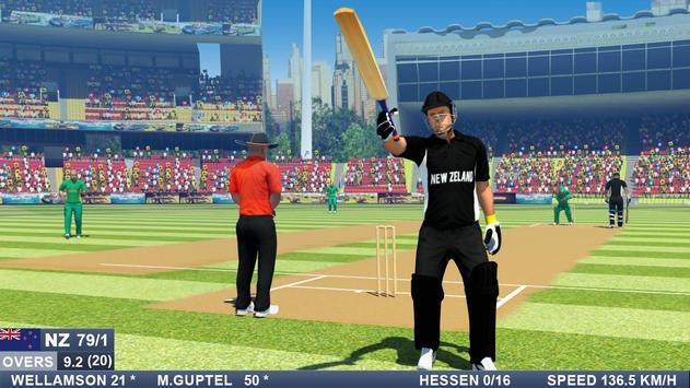 Real World Cricket - T20 Cricket screenshot 5