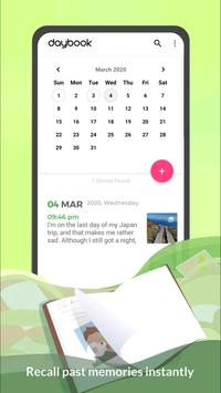 Daybook screenshot 1