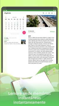 Daybook imagem de tela 17