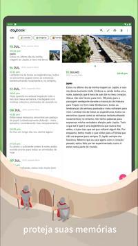 Daybook imagem de tela 16