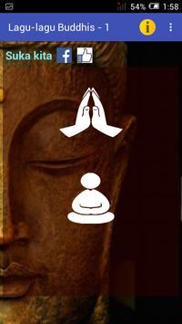 Lagu Buddhist - 1 poster