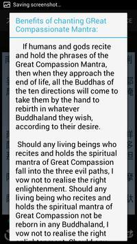 Chanting Buddha screenshot 2