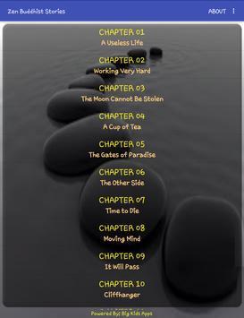 101 Zen Stories تصوير الشاشة 6