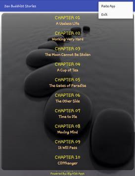 101 Zen Stories تصوير الشاشة 8